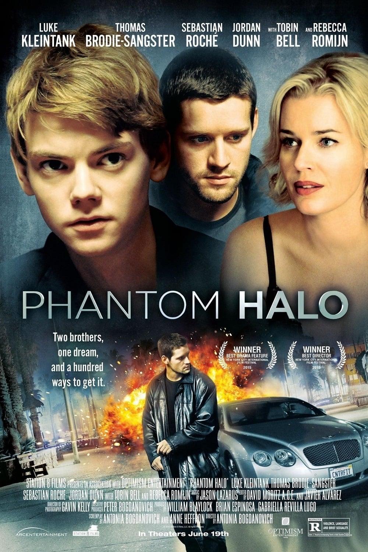 Fantomas Halas / Phantom Halo (2014)