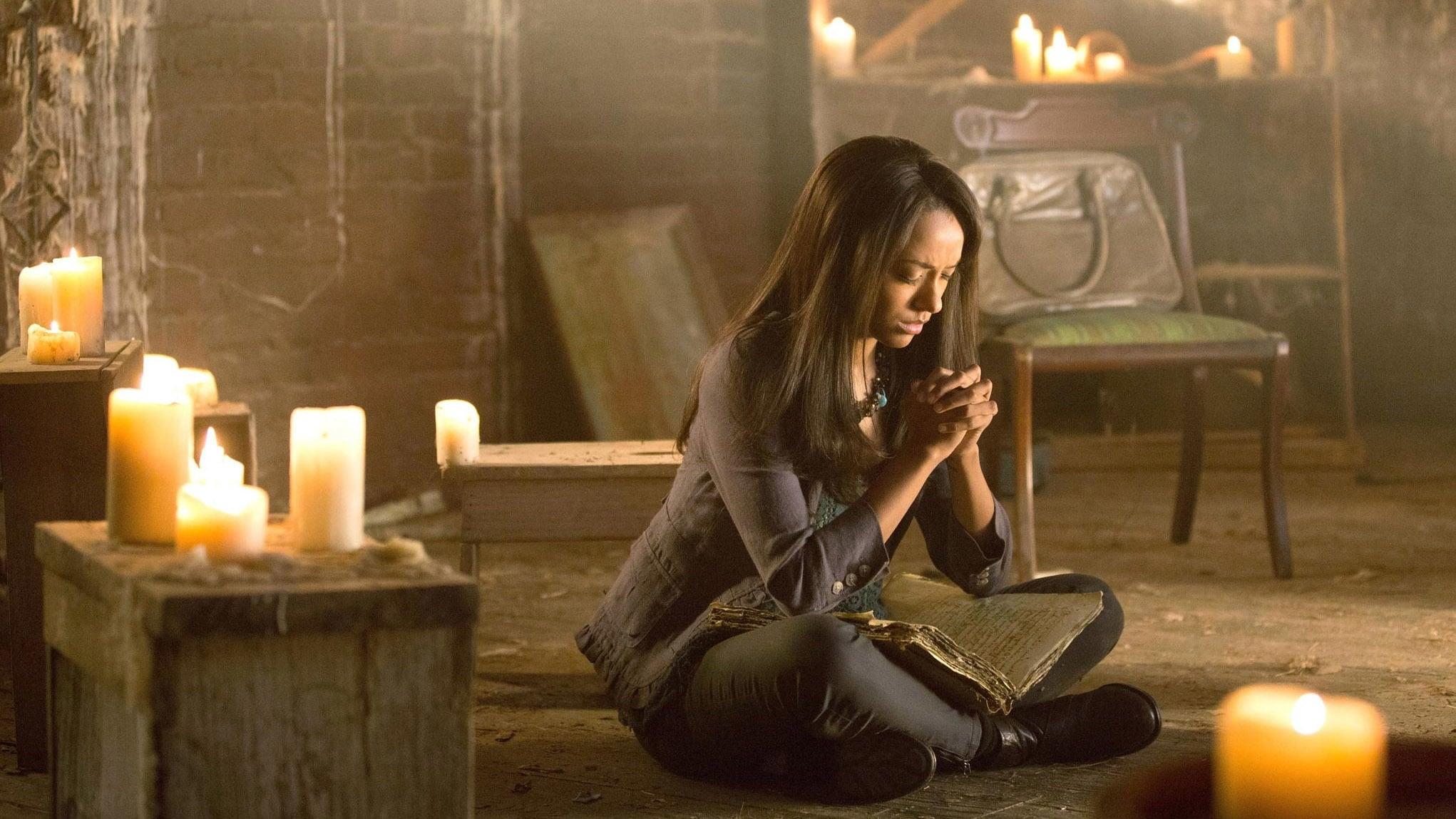 The Vampire Diaries Season 4 :Episode 1  Growing Pains