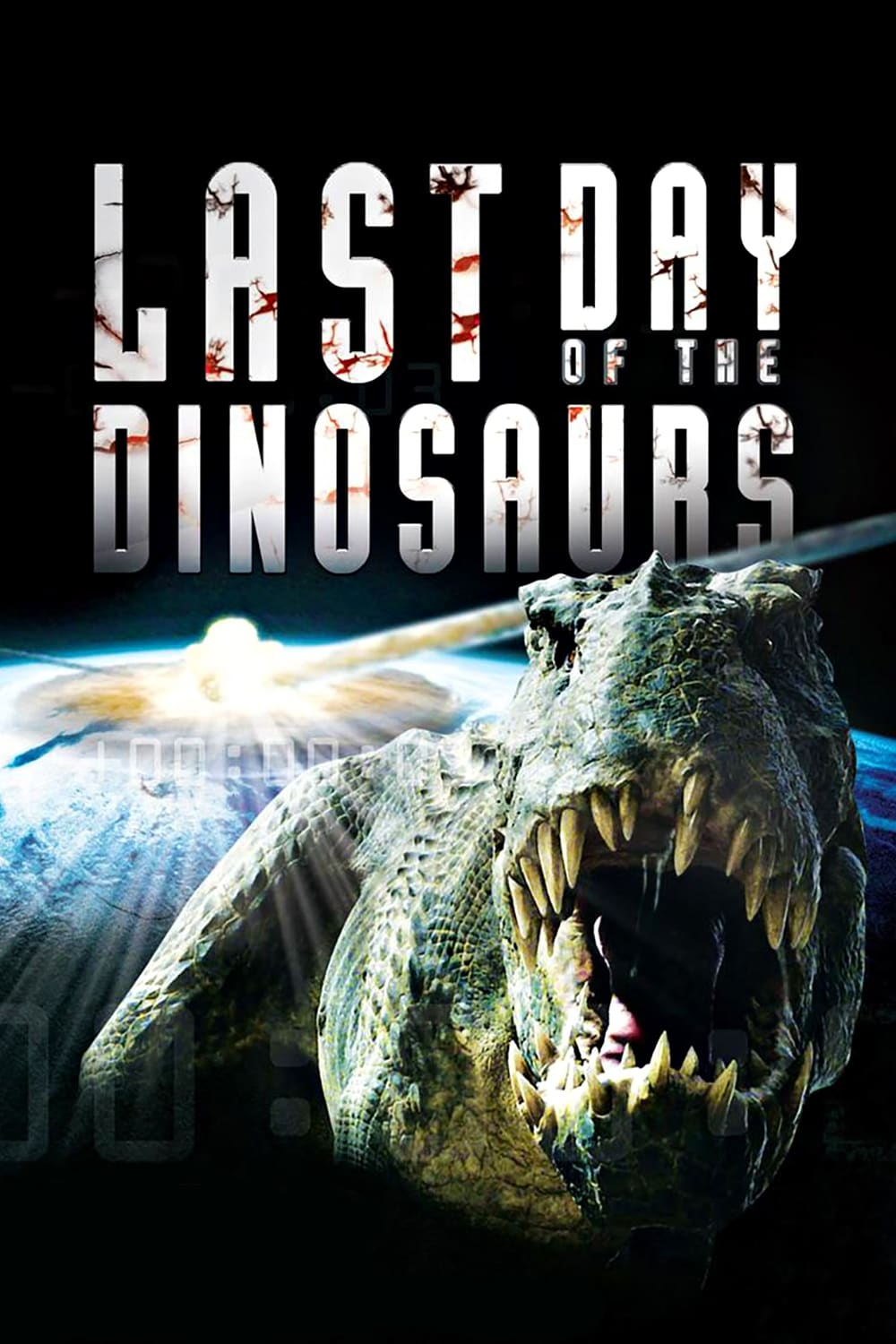 last day of the dinosaurs 2010 posters the movie database tmdb. Black Bedroom Furniture Sets. Home Design Ideas