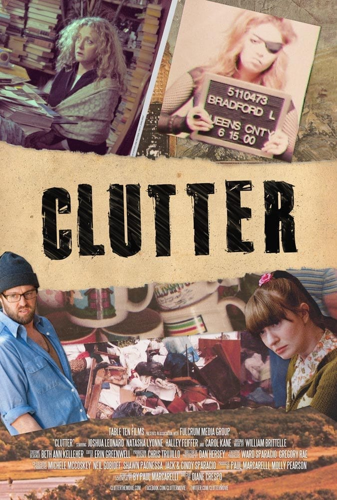 Clutter on FREECABLE TV