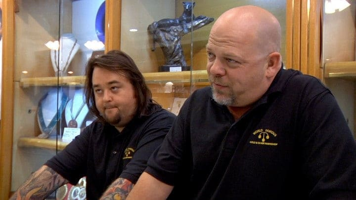 Pawn Stars Season 8 :Episode 39  Bad to the Bone