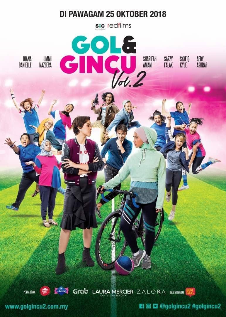 Gol & Gincu Vol. 2 (2018)