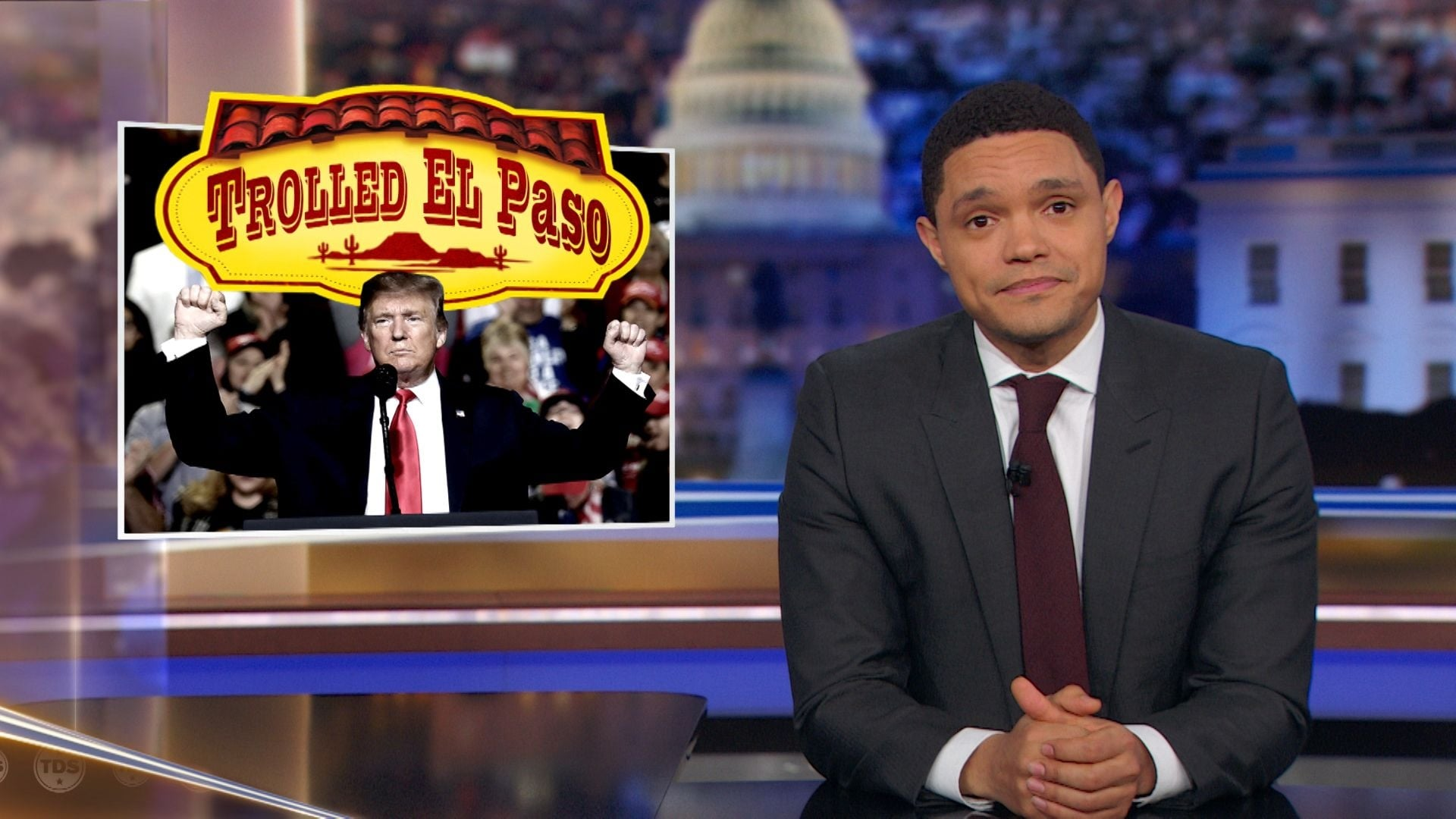 The Daily Show with Trevor Noah Season 24 :Episode 60  Spike Lee