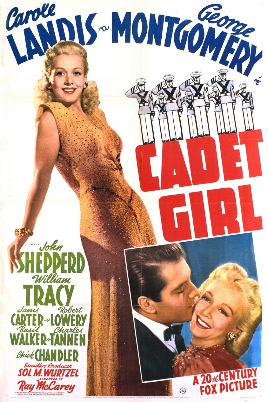 Cadet Girl poster