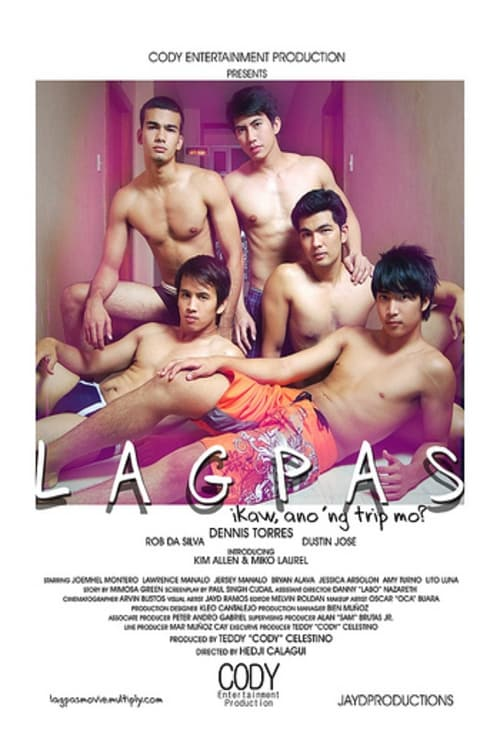 Ver Lagpas: Ikaw, ano'ng trip mo? Online HD Español ()
