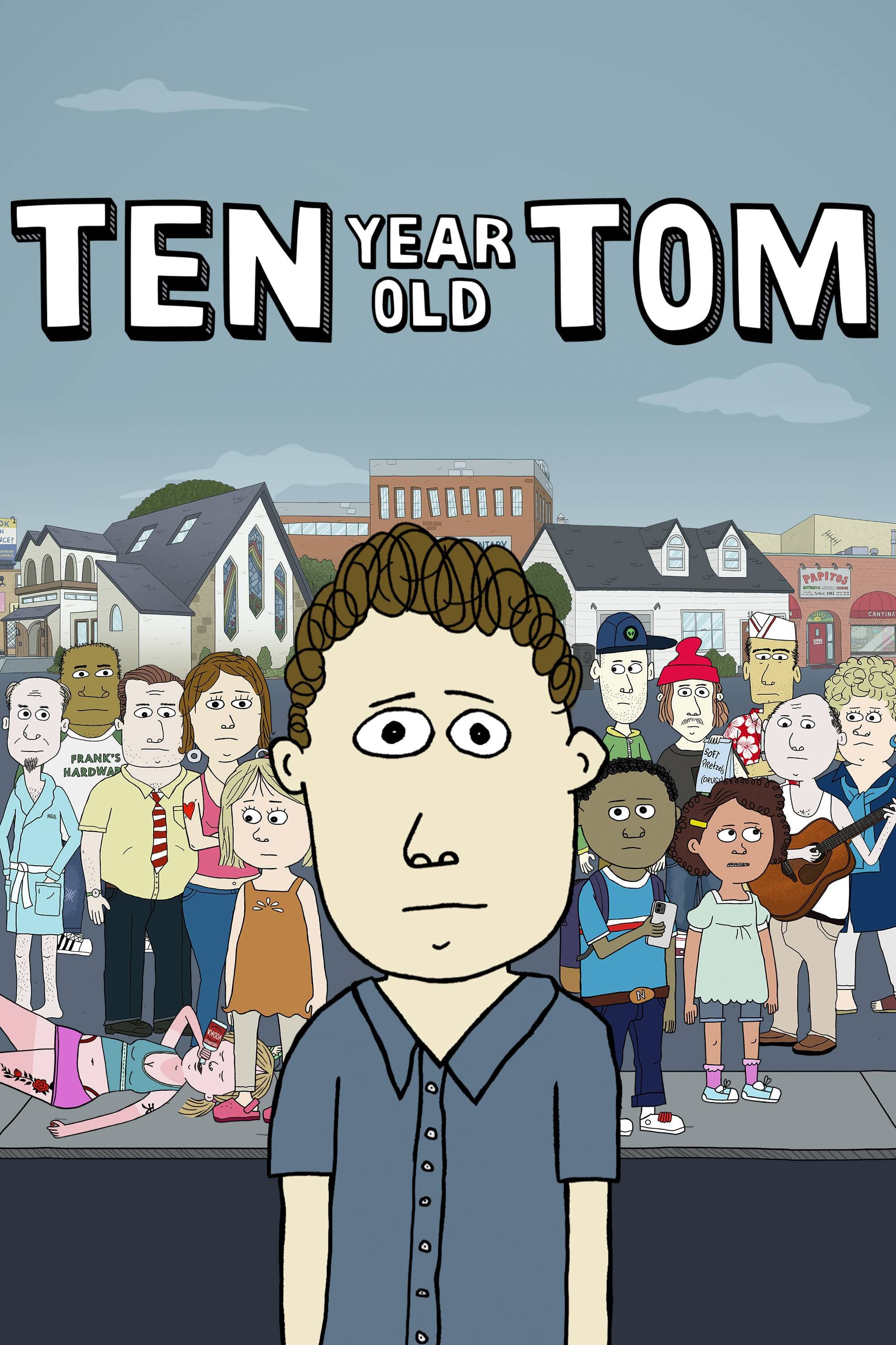 Ten Year Old Tom TV Shows About Adult Animation