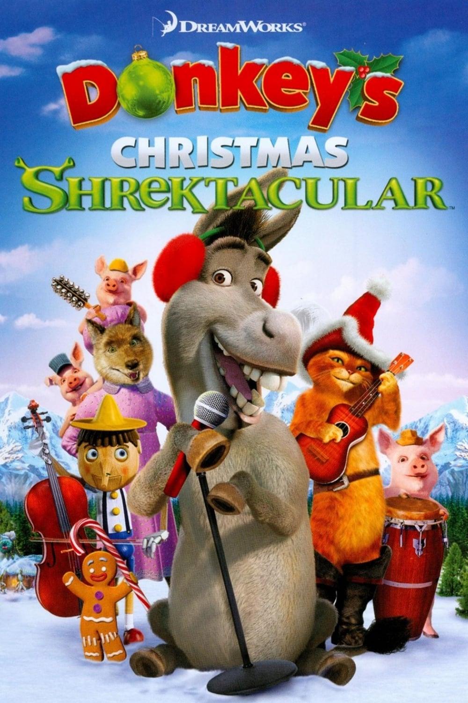 Donkey's Christmas Shrektacular (2010)