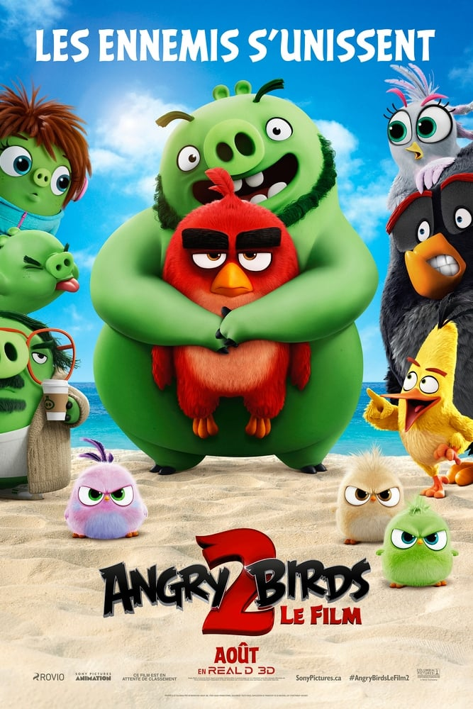 Angry Birds : Copains comme cochons streaming sur libertyvf