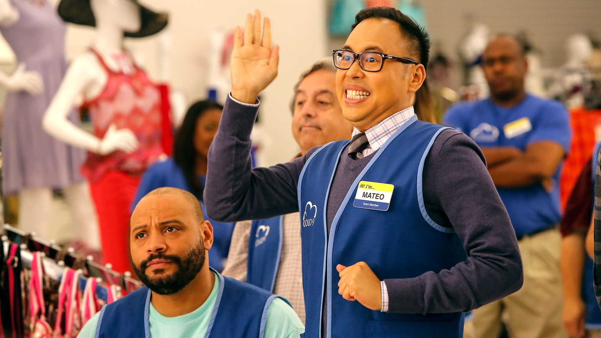Superstore Season 1 :Episode 3  Shots and Salsa