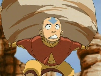 Avatar - Der Herr der Elemente Season 2 :Episode 9  Hartes Training