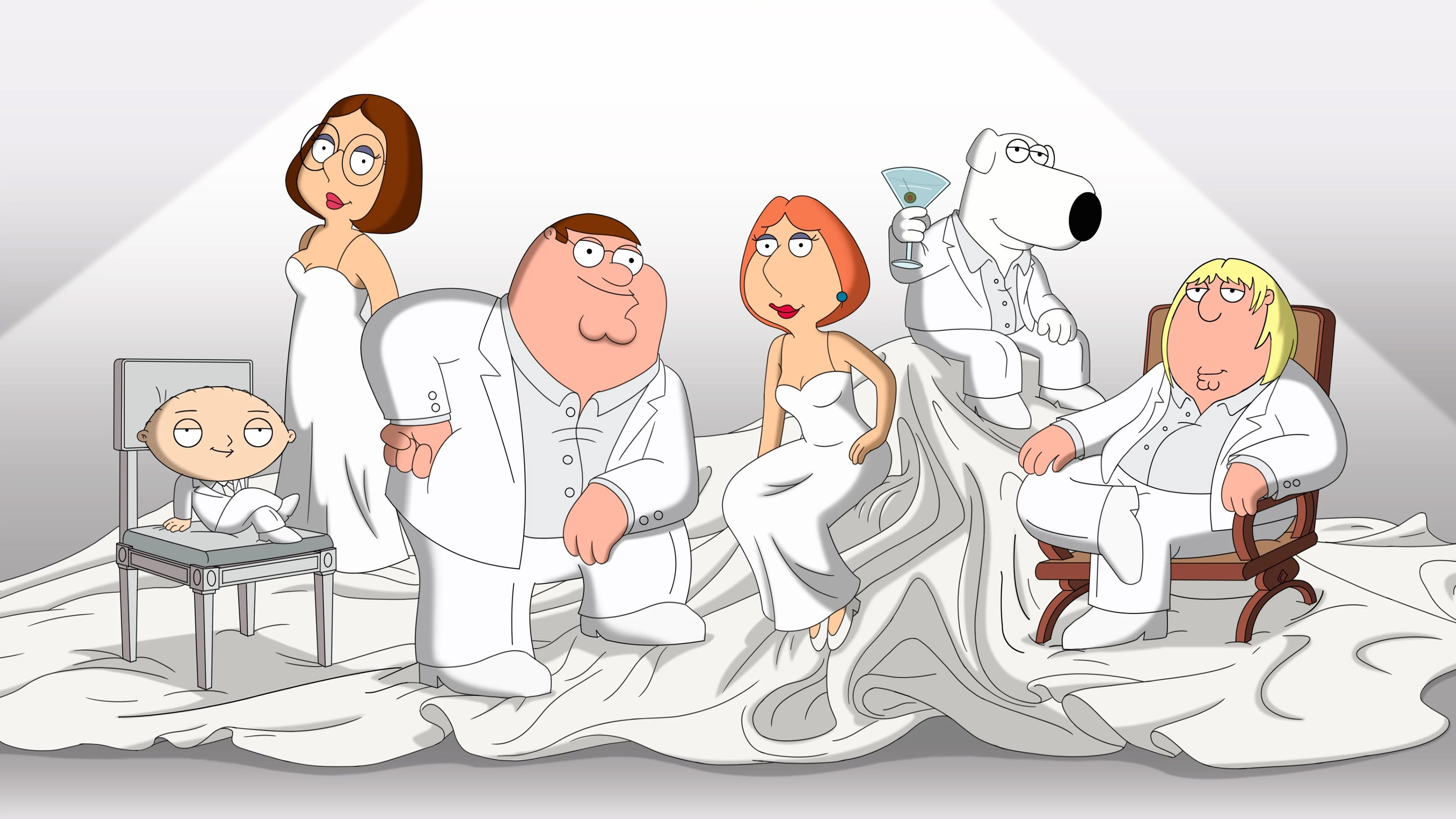 Family Guy Season 16 :Episode 1  Emmy-Winning Episode