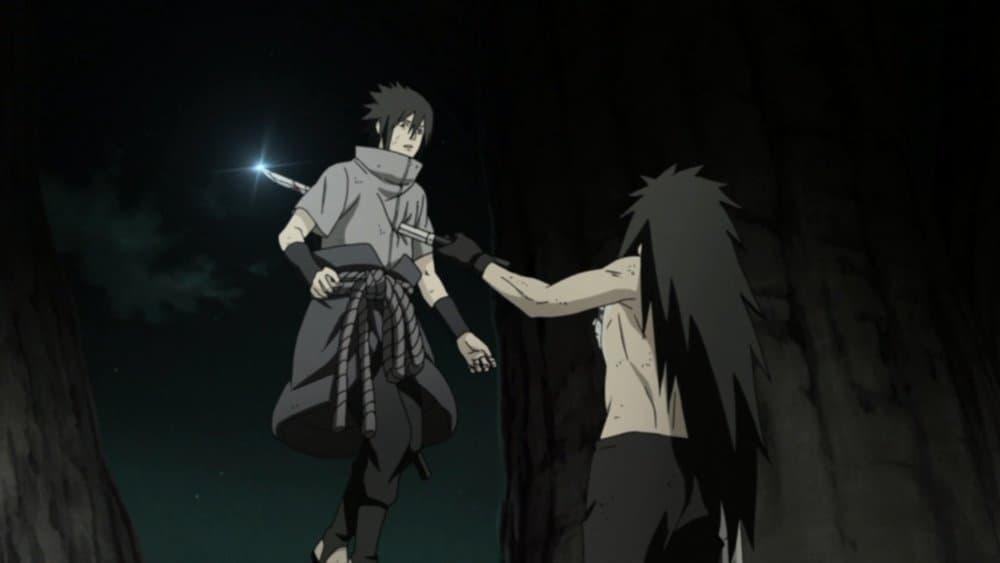 Naruto Shippūden Season 18 :Episode 393  A True Ending