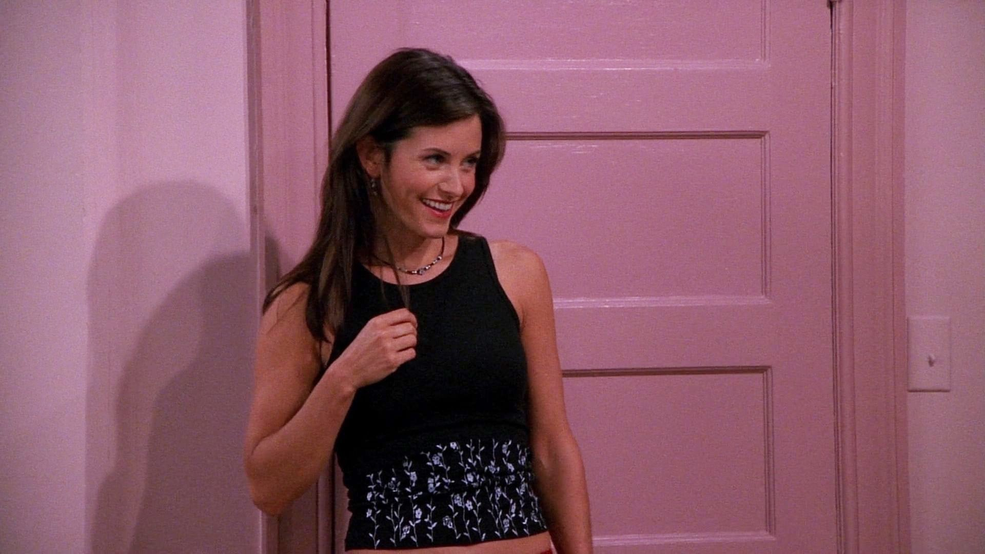 Friends Season 7 :Episode 1  The One with Monica's Thunder