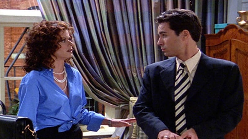 Will & Grace Season 1 :Episode 2  A New Lease On Life