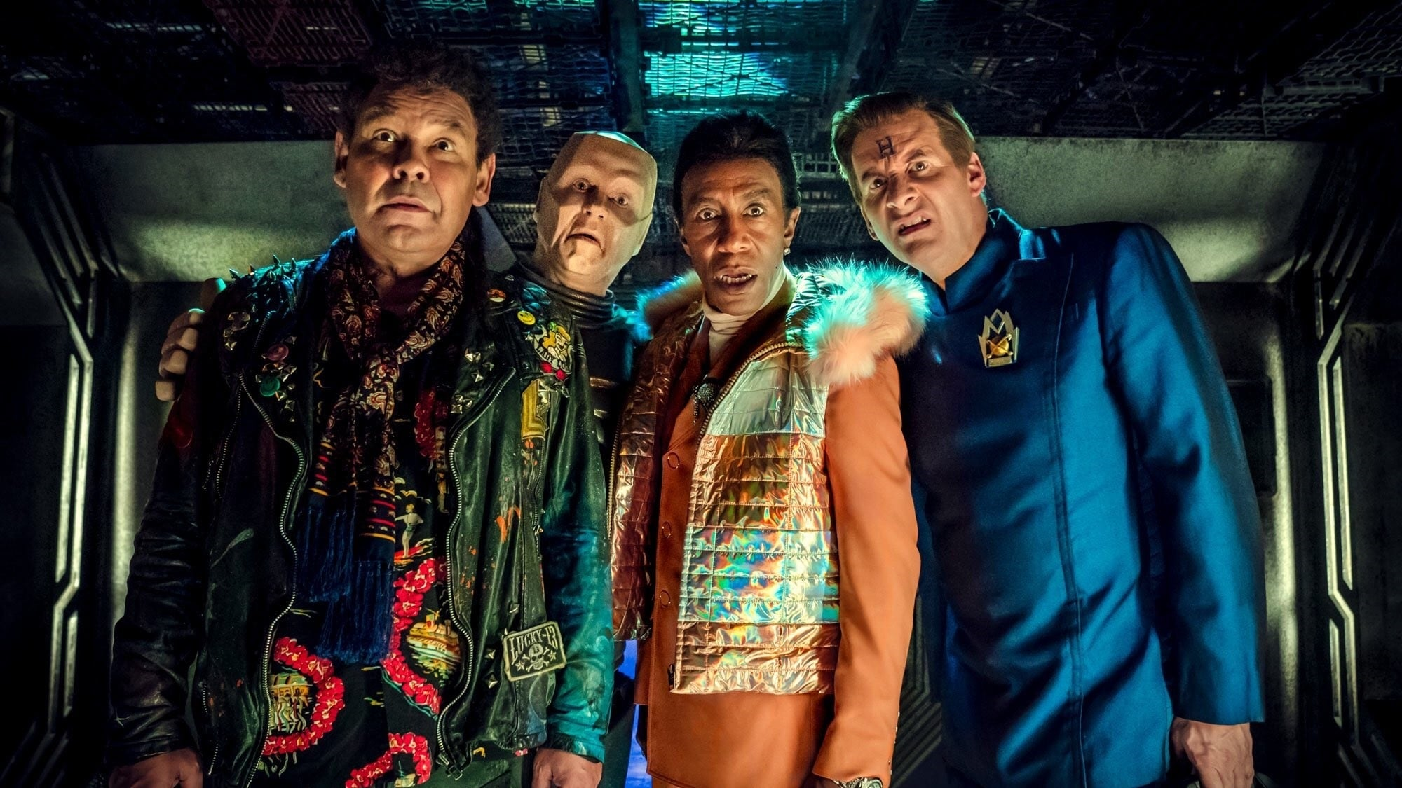 Red Dwarf: The Promised Land (2020)