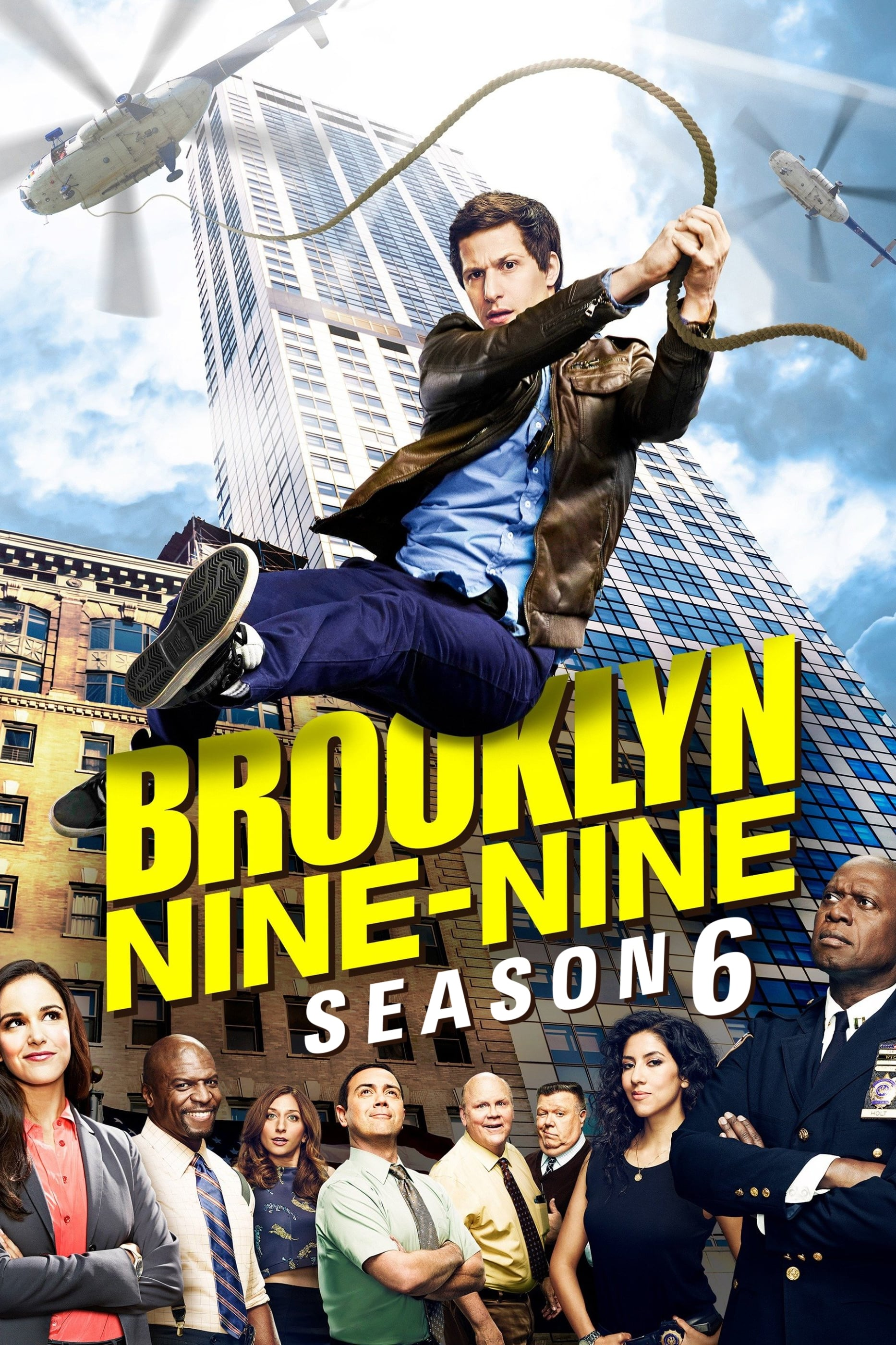 Brooklyn Nine-Nine Season 6