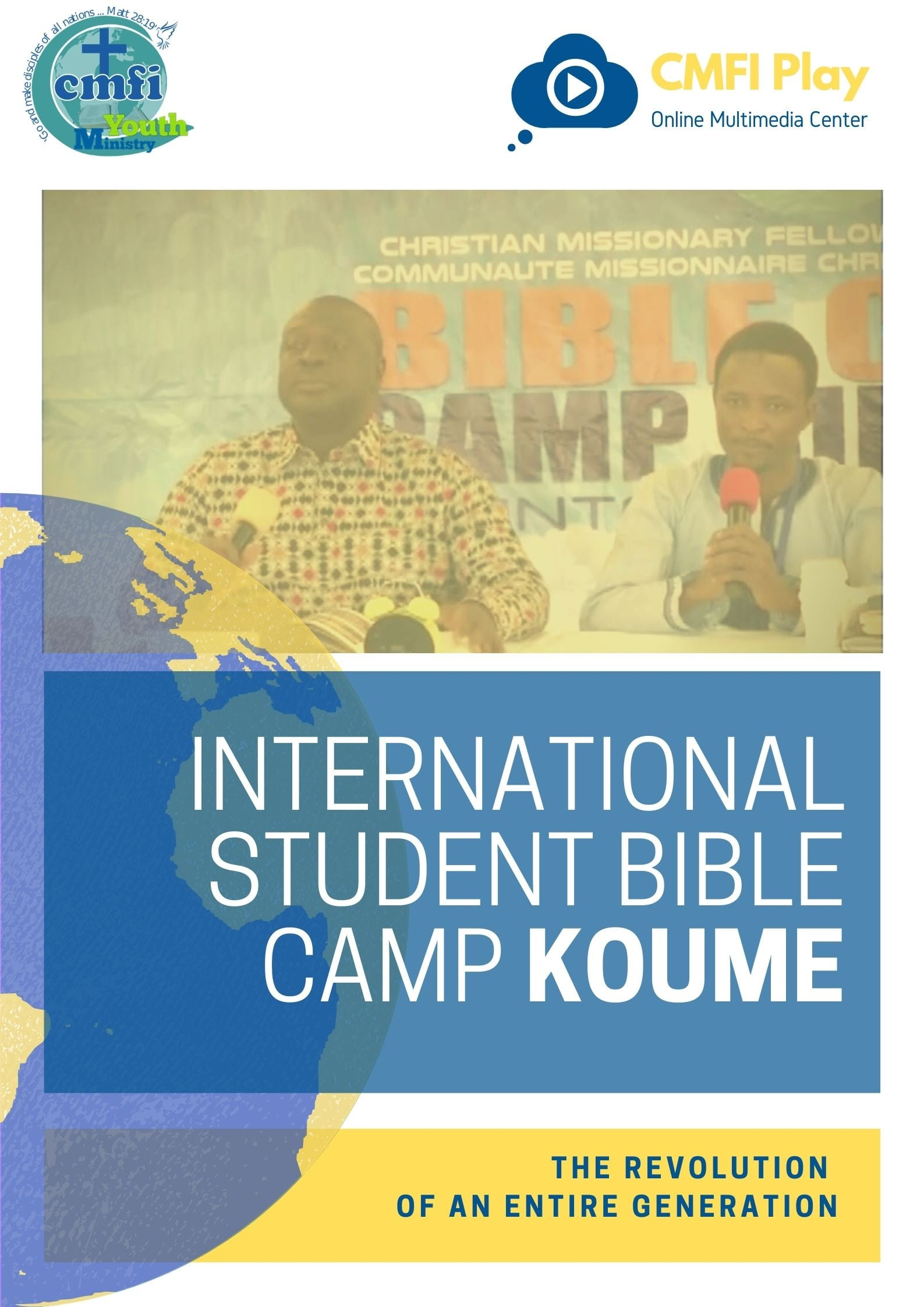 CMFI International Student Bible Camp (1970)