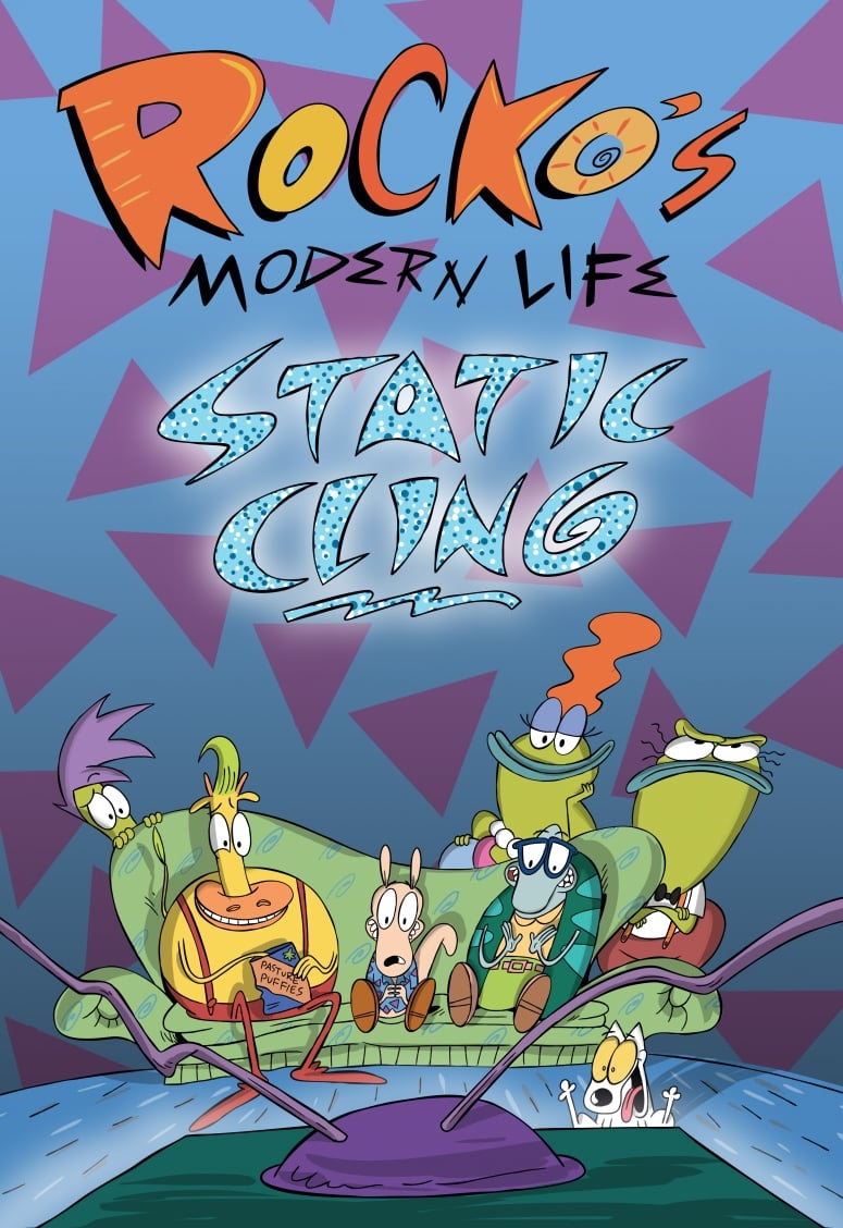 watch Rocko's Modern Life: Static Cling 2018 online free