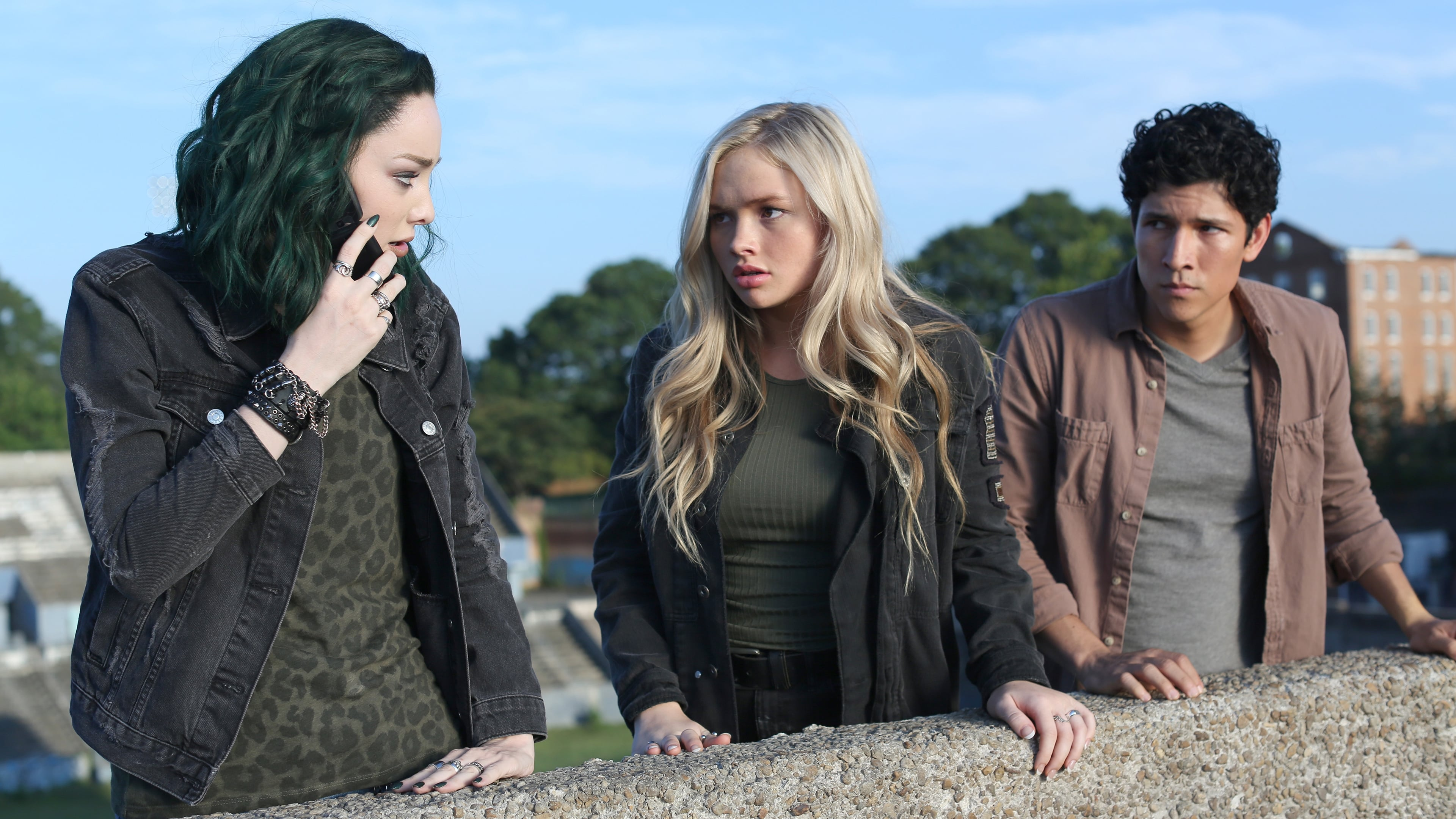 The Gifted Season 1 :Episode 6  got your siX