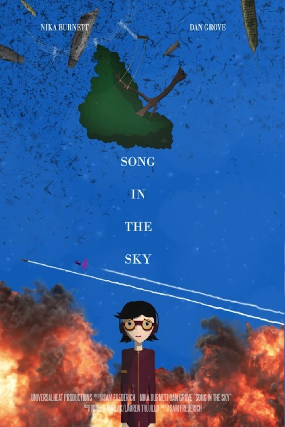 Ver Song in the Sky Online HD Español ()