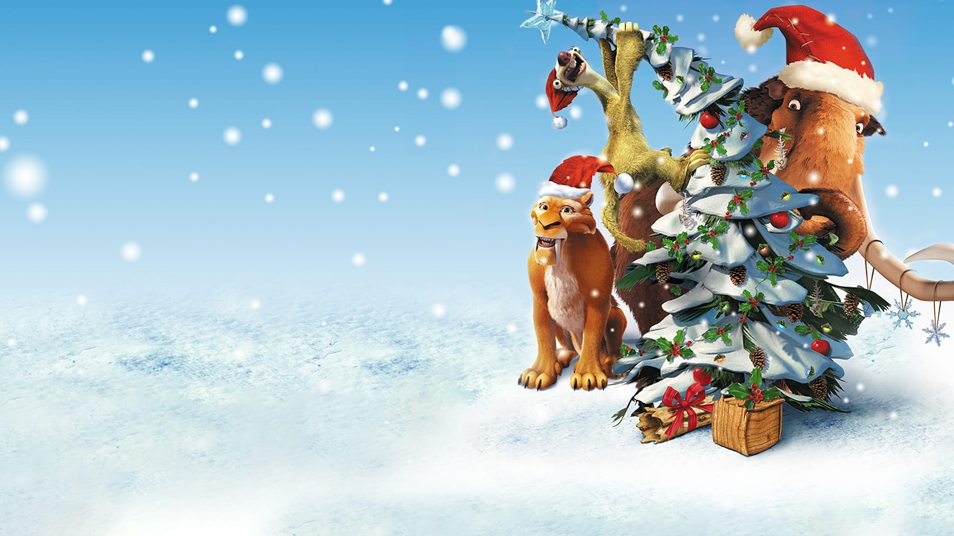 A Era do Gelo: Especial de Natal