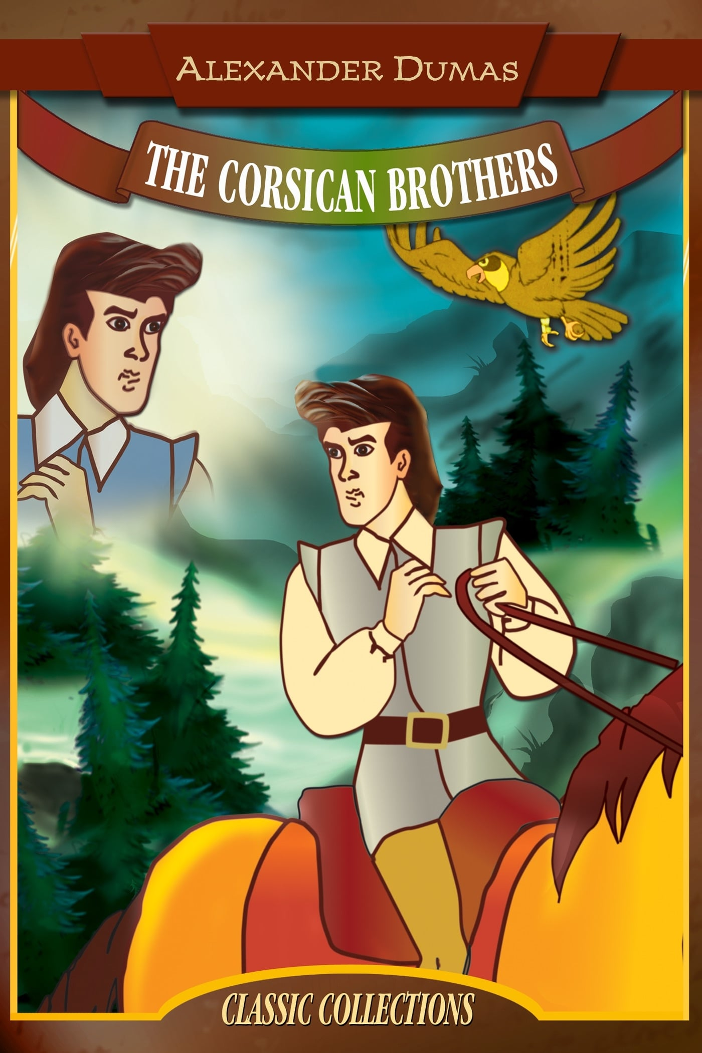 The Corsican Brothers: An Animated Classic on FREECABLE TV