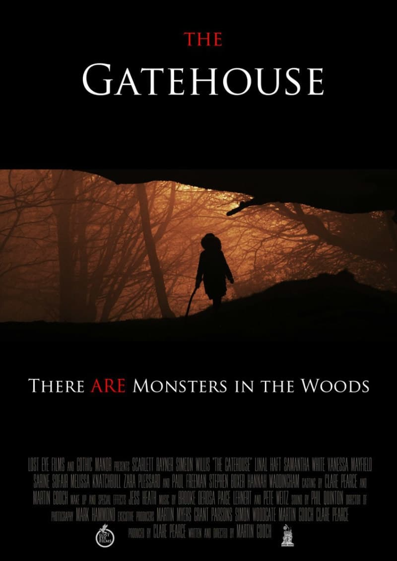 Ver The Gatehouse Online HD Español (2015)