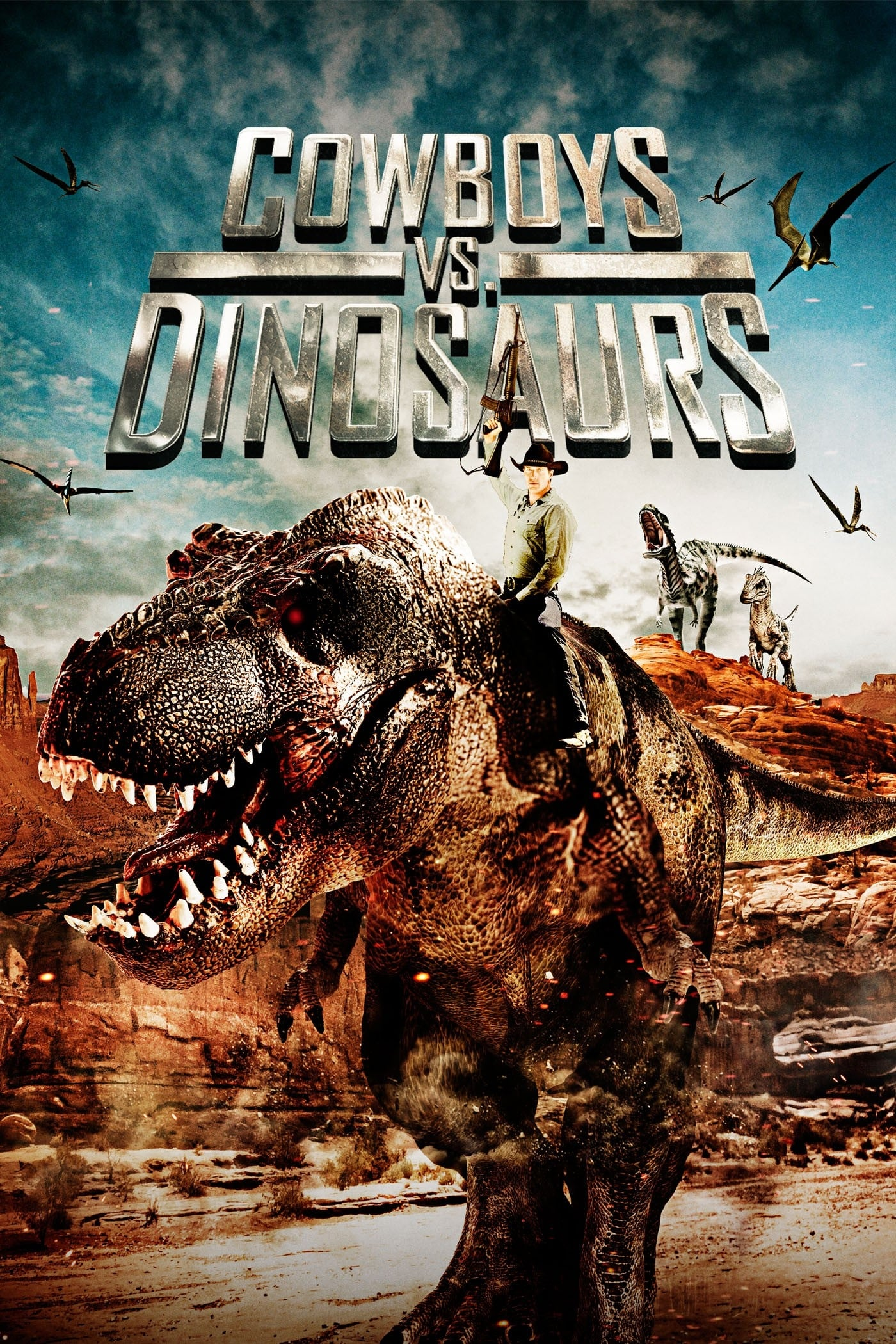 Cowboys vs. Dinosaurs Legendado