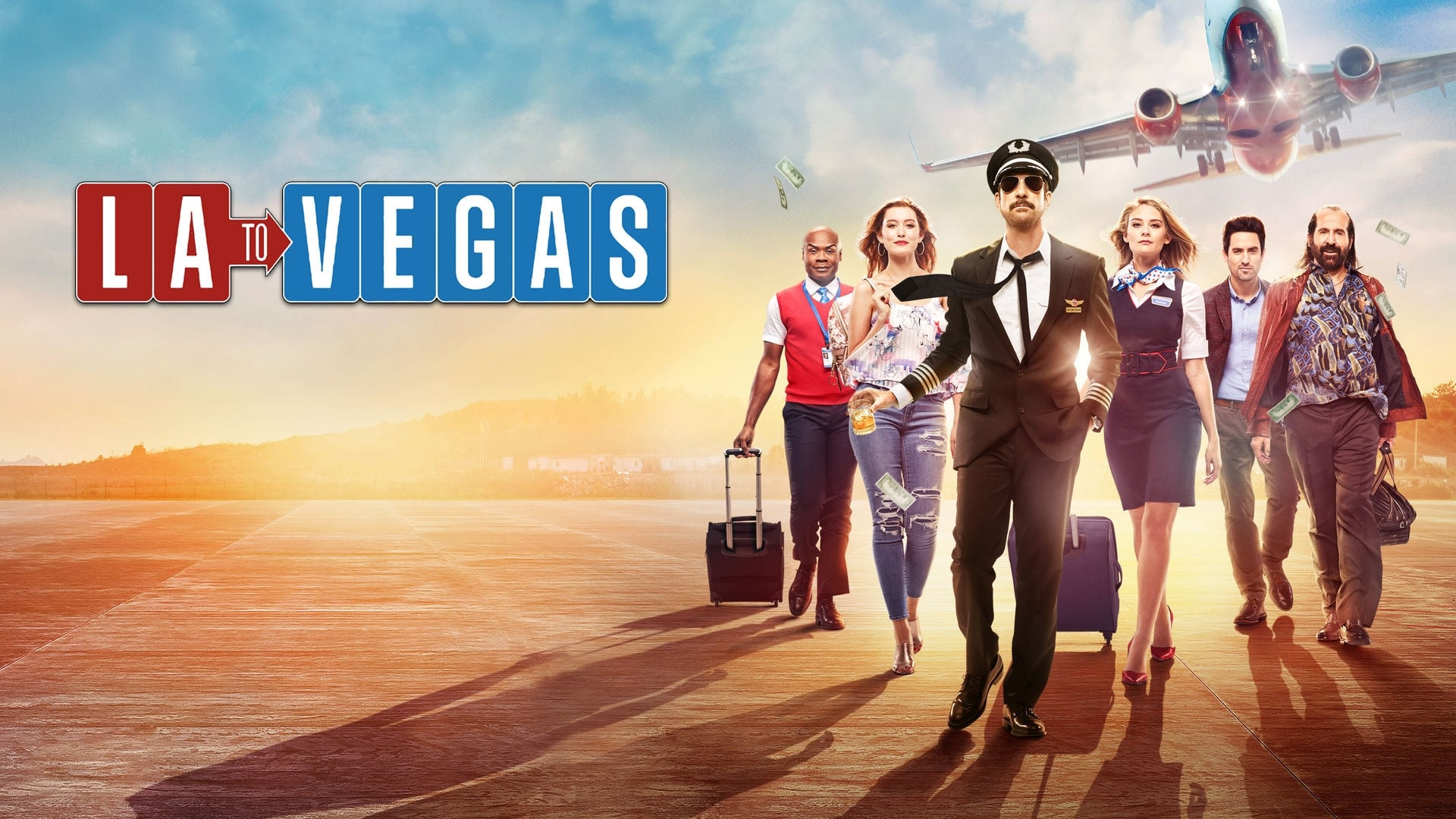 Iš Los Andželo į Vegasą 1 Sezonas