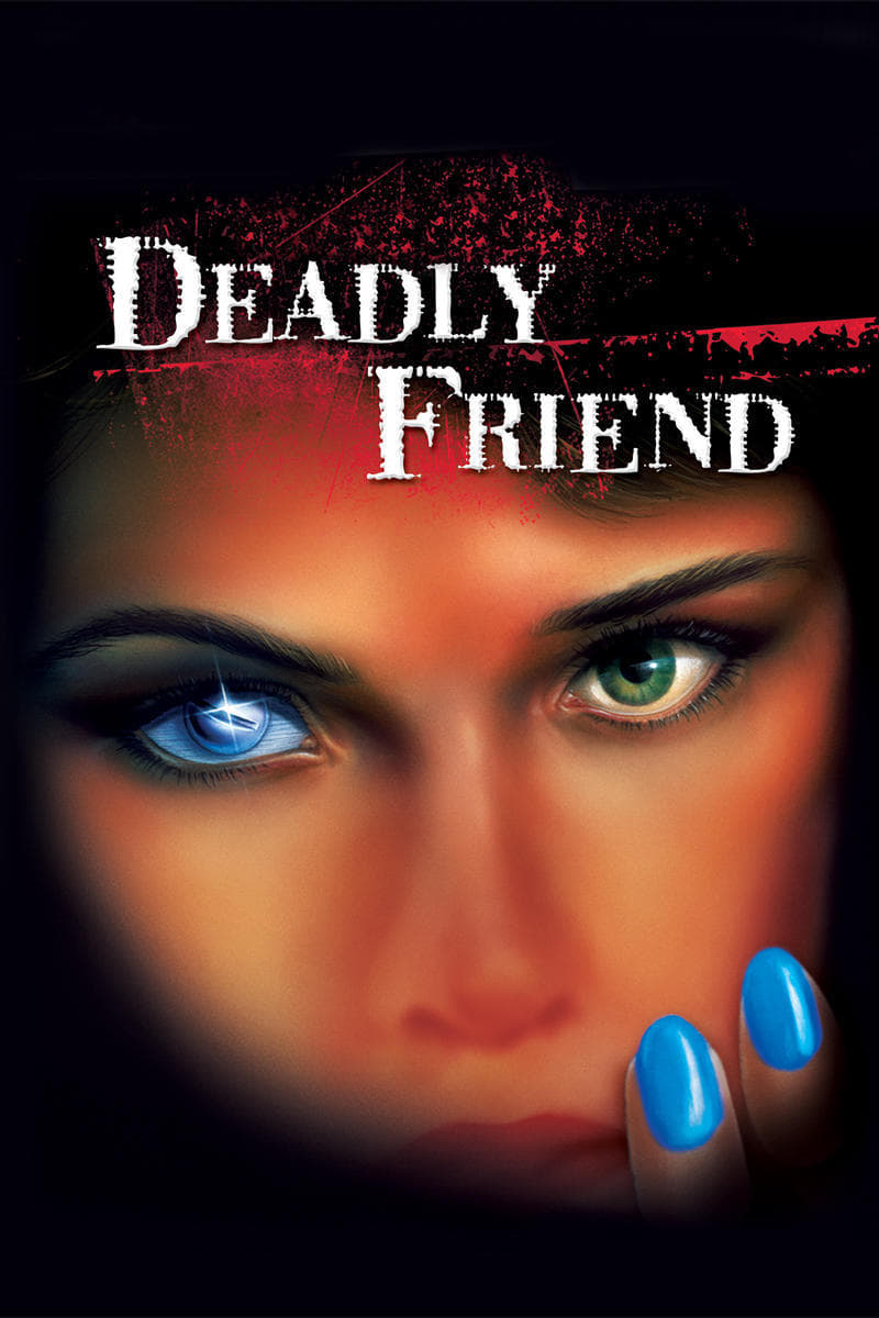 Deadly Friend (1986) 192Kbps 25Fps MP3 2Ch TR VHS Audio SHS
