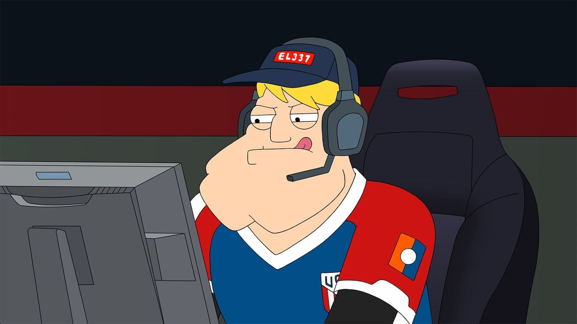 American Dad! - Season 17 Episode 6 : Brave N00b World