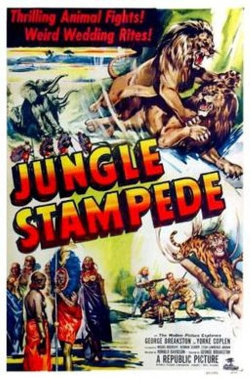 Ver Jungle Stampede Online HD Español ()