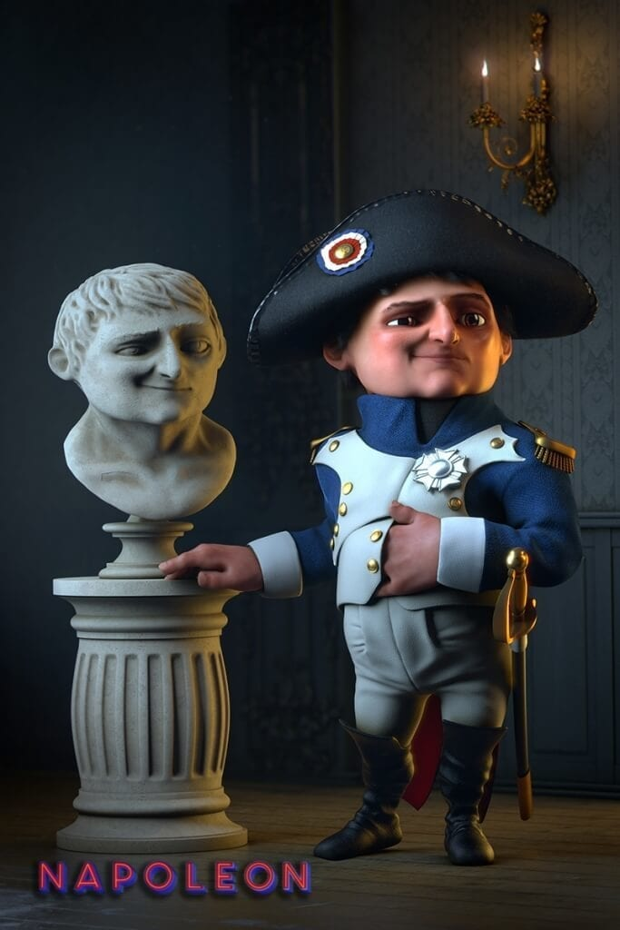 Napoleon : The Ticket (2016)