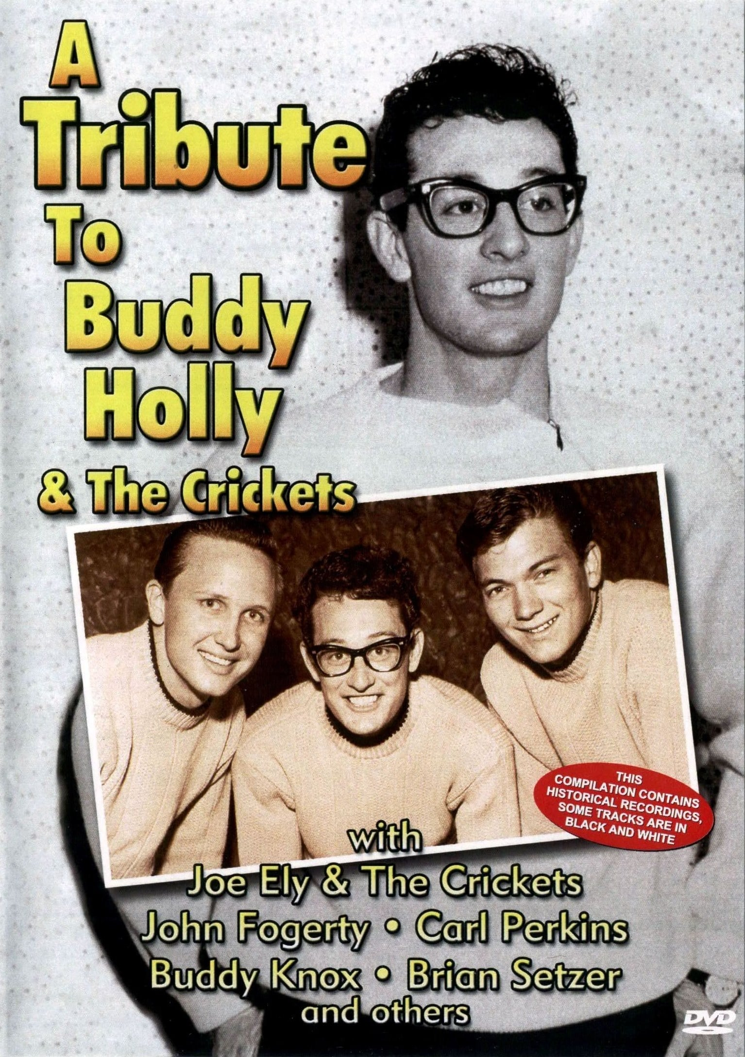 A Tribute To Buddy Holly And The Crickets (2004)