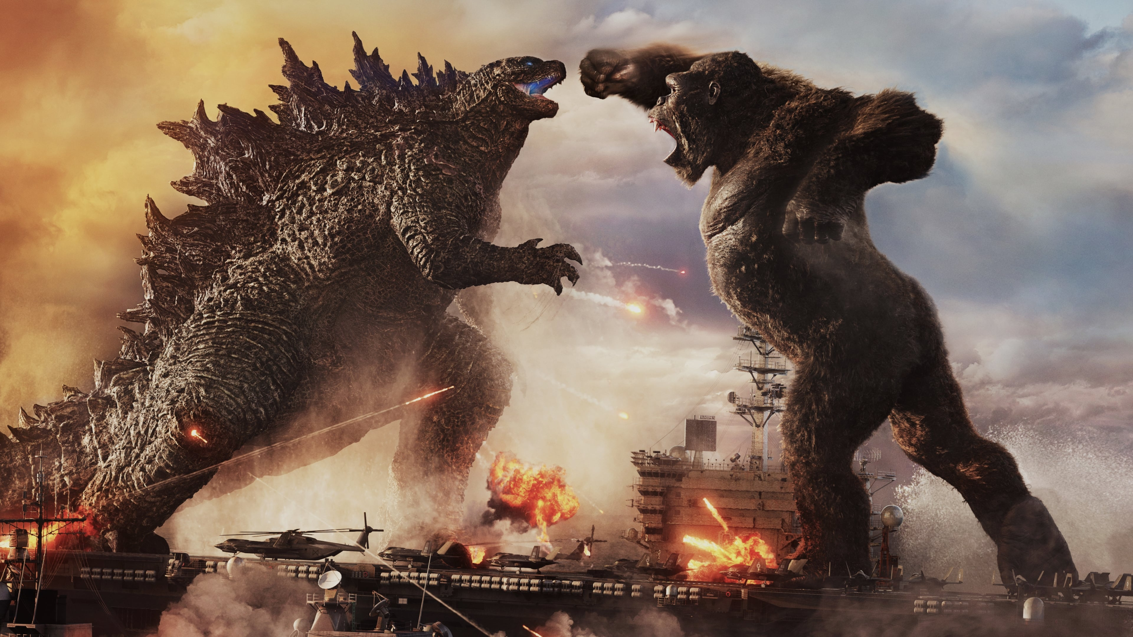 Godzilla vs. Kong 2021 [Latino – Ingles] MEDIAFIRE