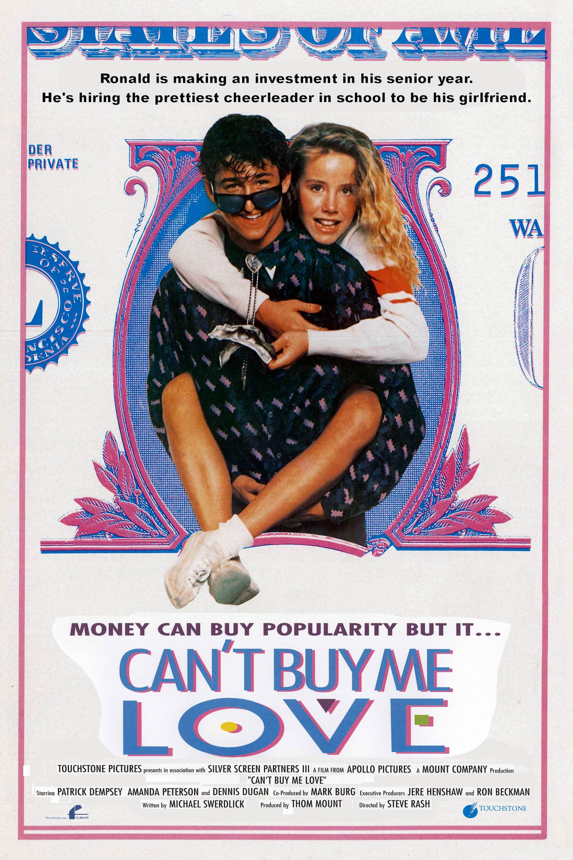 CanT Buy Me Love Film