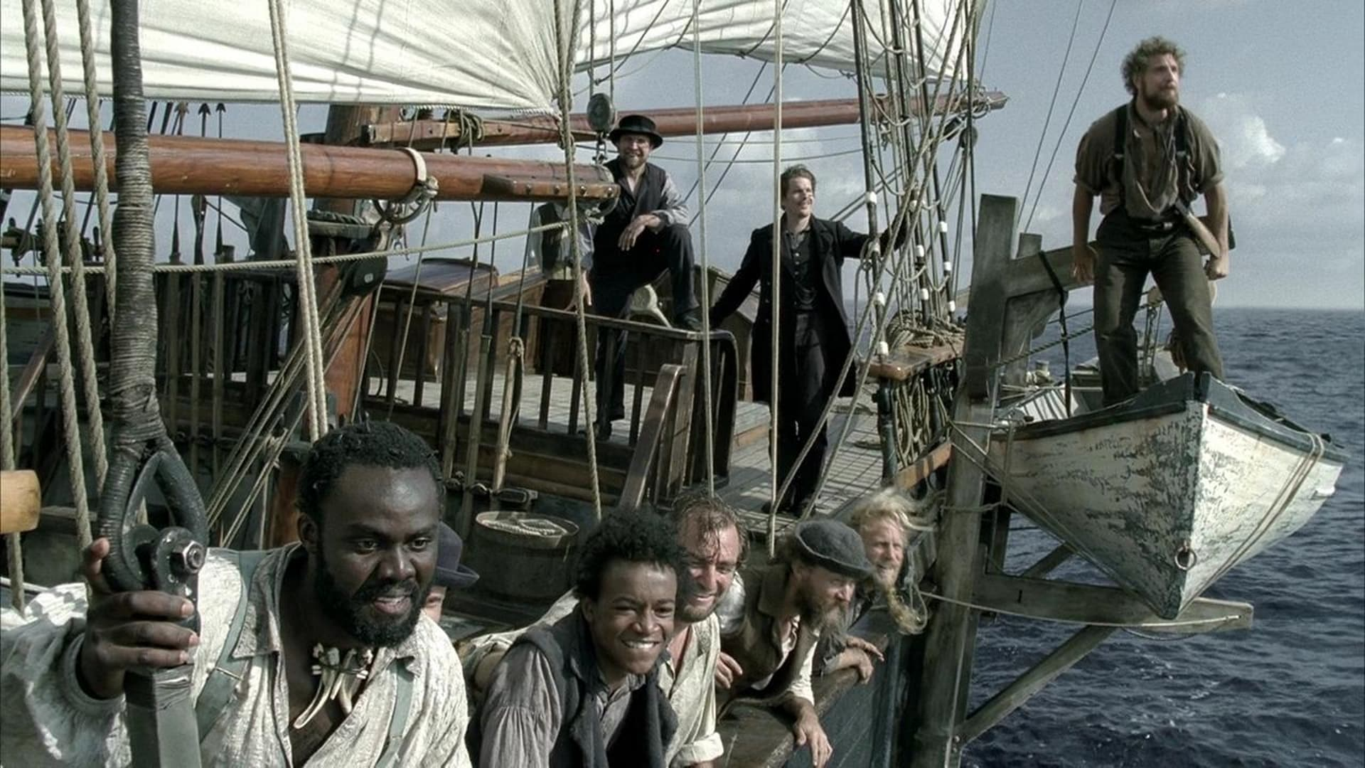 Maak kans op de miniserie Moby Dick