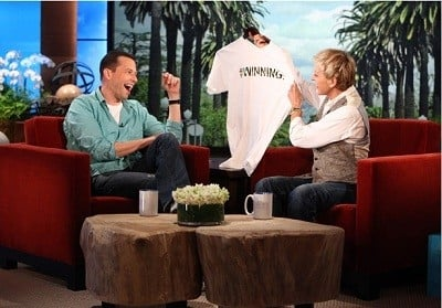 The Ellen DeGeneres Show Season 9 :Episode 3  Jon Cryer, Chaz Bono