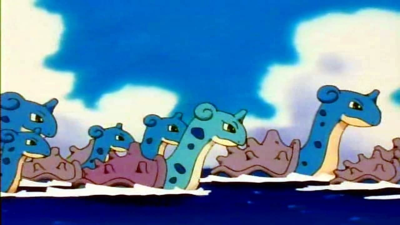 Pokémon Season 2 :Episode 33  Viva Las Lapras