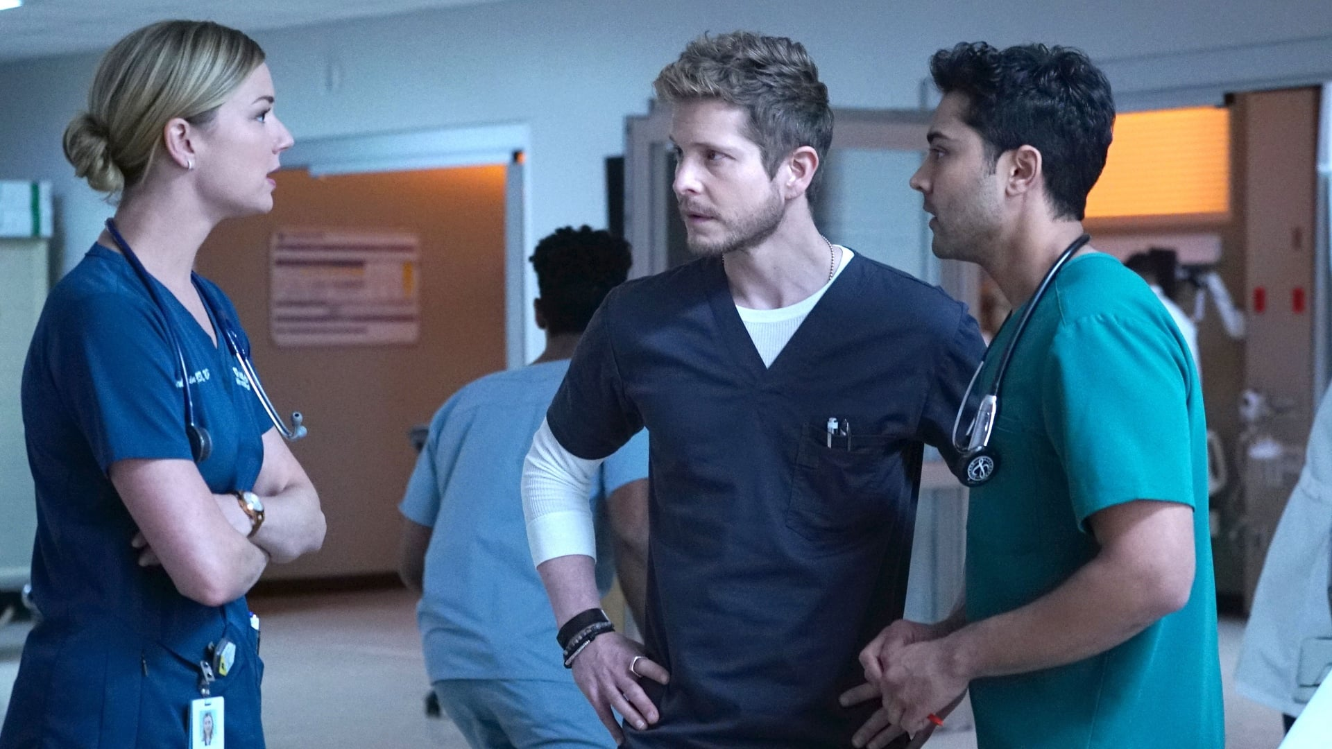 The Resident Season 2 :Episode 1  00:42:30