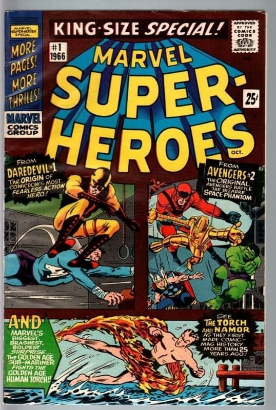 The Marvel Super Heroes (1966)