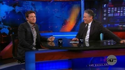 The Daily Show with Trevor Noah Season 15 :Episode 100 Jason Bateman