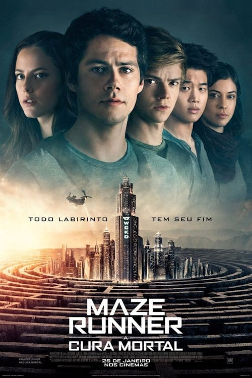 Maze Runner: A Cura Mortal – Legendado (2018)