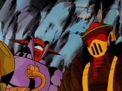 Inhumanoids Season 1 :Episode 9  Negative Polarity
