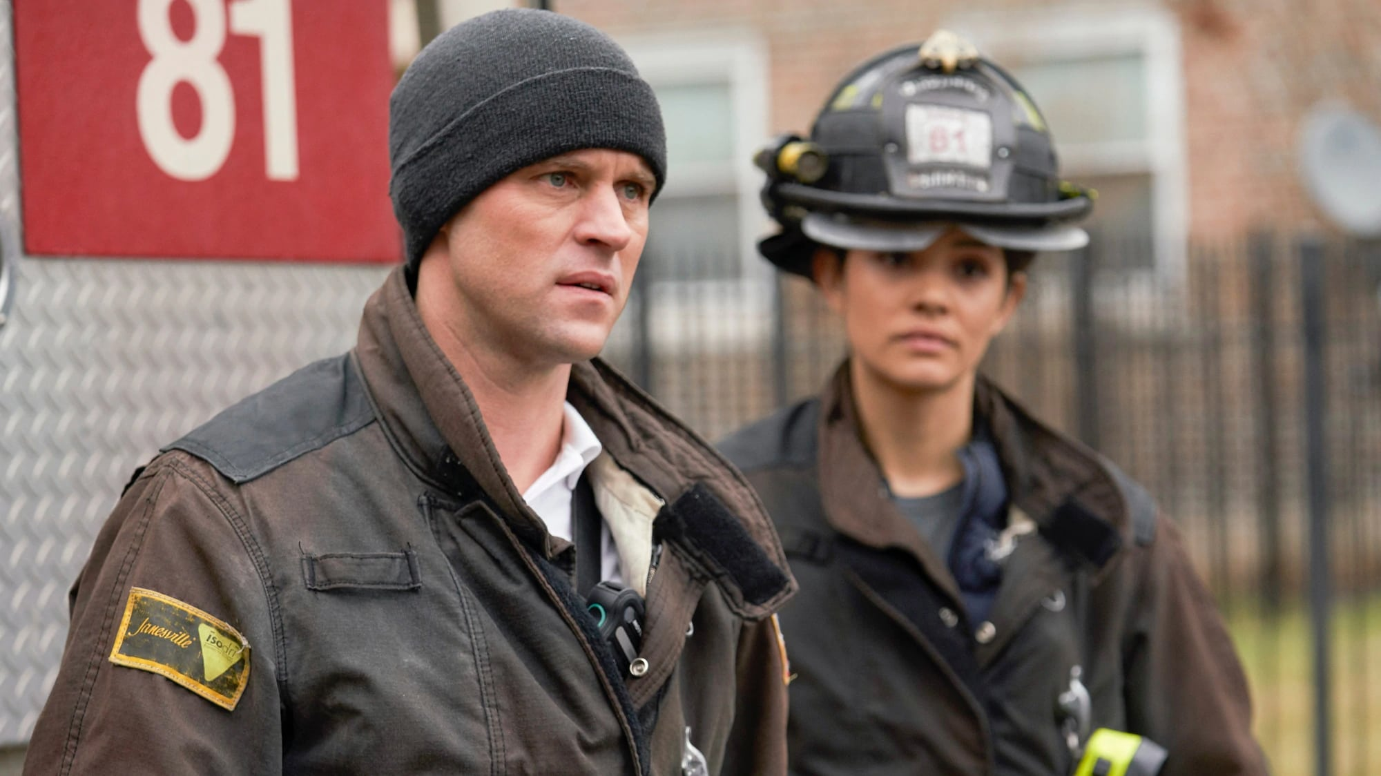 Chicago Fire Season 7 :Episode 16  Fault in Him