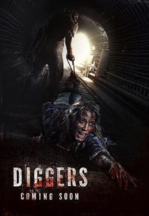 Digeriai / Диггеры / Diggeri (2016) žiūrėti online