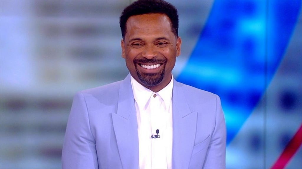 The View Season 22 :Episode 188  Mike Epps