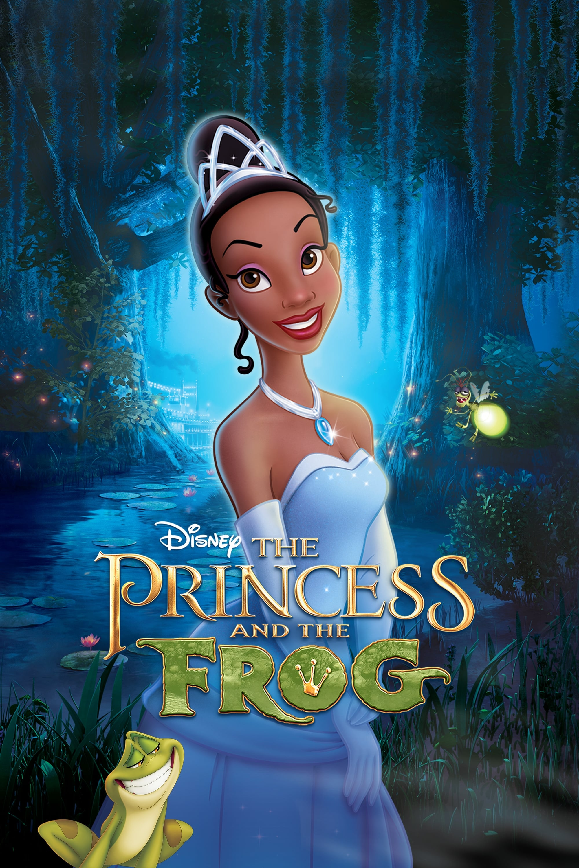 The princess and the frog 2009 posters the movie - Images princesse ...