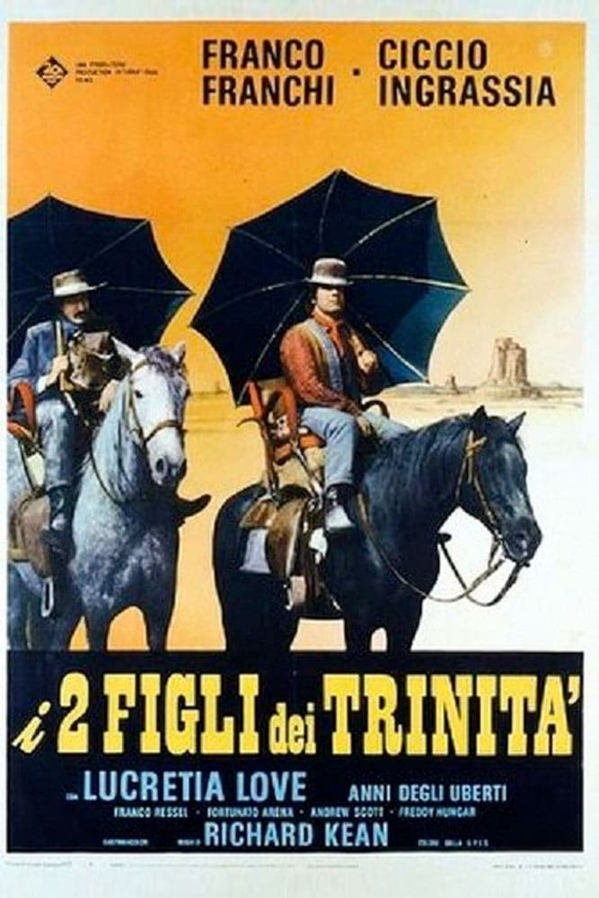 Two Sons of Trinity (1972)