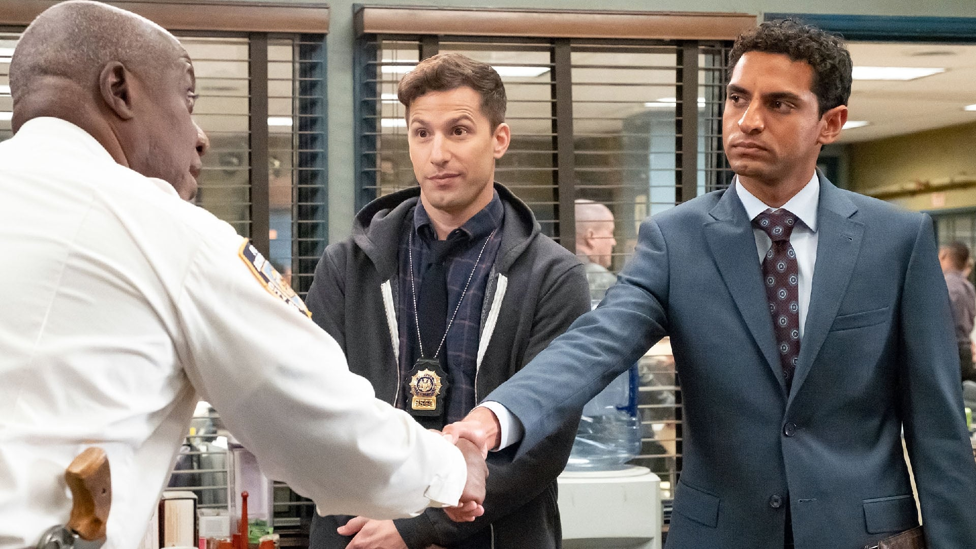 Brooklyn Nine-Nine - Season 6 Episode 7 : The Honeypot
